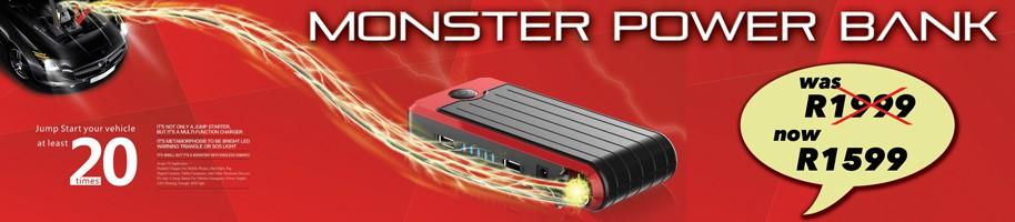 Monster Power Bank